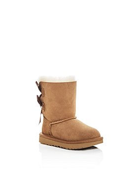 UGG® - Girls' Bailey Bow II Shearling Boots- Walker, Toddler, Little Kid, Big Kid