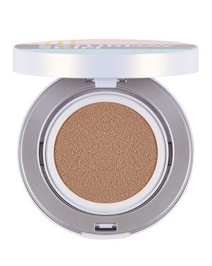 SATURDAY SKIN ALL AGLOW SUNSCREEN PERFECTION CUSHION COMPACT SPF 50 - 05 HONEY