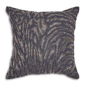 """Donna Karan - Moonscape Decorative Pillow, 18"""" x 18"""""""