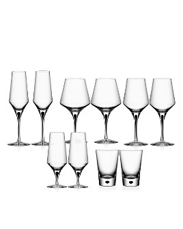Orrefors - Metropol Glassware Collection