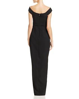 Bariano - Cap-Sleeve Gown - 100% Exclusive