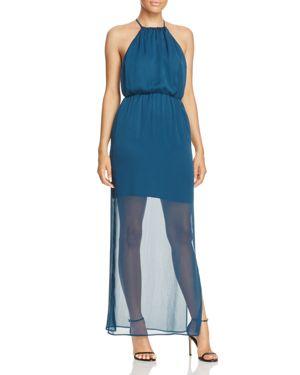 Wayf Sheer-Hem Dress - 100% Exclusive