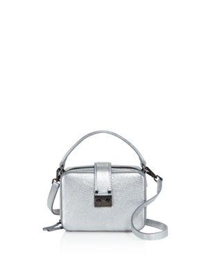 Aqua Tada Square Leather Crossbody - 100% Exclusive 2962337