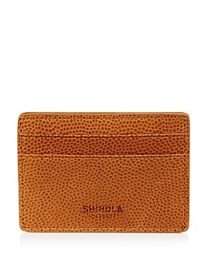 Shinola Latigo Leather Id Card Case