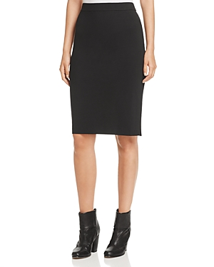 Eileen Fisher Side Slit Pencil Skirt at Bloomingdale's