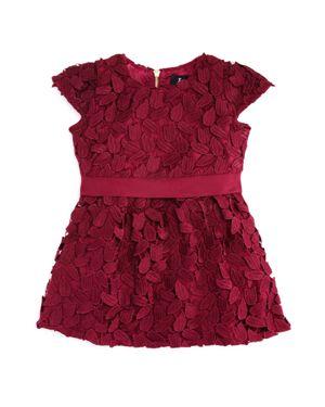 Bardot Junior Girls' Leaf-Lace Dress - Baby