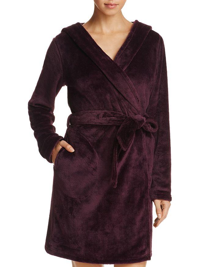 UGG® - Miranda Double Face Fleece Hooded Robe