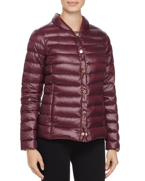 Via Spiga Packable Down Jacket