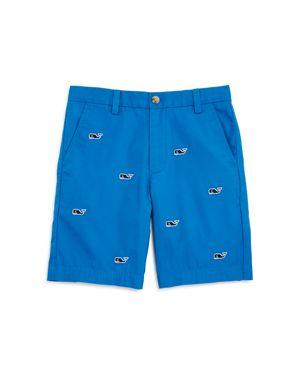Vineyard Vines Boys' Whale-Embroidered Breaker Shorts - Little Kid, Big Kid