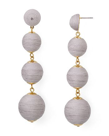AQUA - Margot Ball Drop Earrings - 100% Exclusive