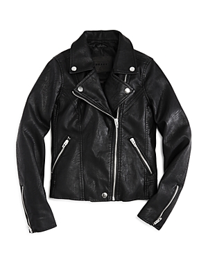 Blanknyc Girls FauxLeather Moto Jacket  Big Kid