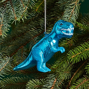 Bloomingdale's Glass Dinosaur Ornament - 100% Exclusive