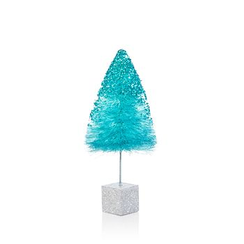 "Bloomingdale's - Turquoise Sisal Tree, 10"" - 100% Exclusive"