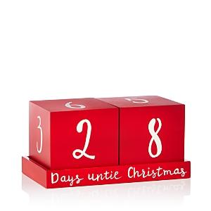 Bloomingdale's Days Until Christmas Mantle Decoration - 100% Exclusive