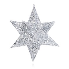 Bloomingdale's Silver Wire Star Wall Ornament - 100% Exclusive_0