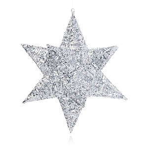 Bloomingdale's Silver Wire Star Wall Ornament - 100% Exclusive