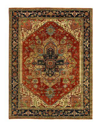 Exquisite Rugs - Vannatta Area Rug, 9' x 12'