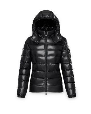 Moncler jacob jacket black womens down