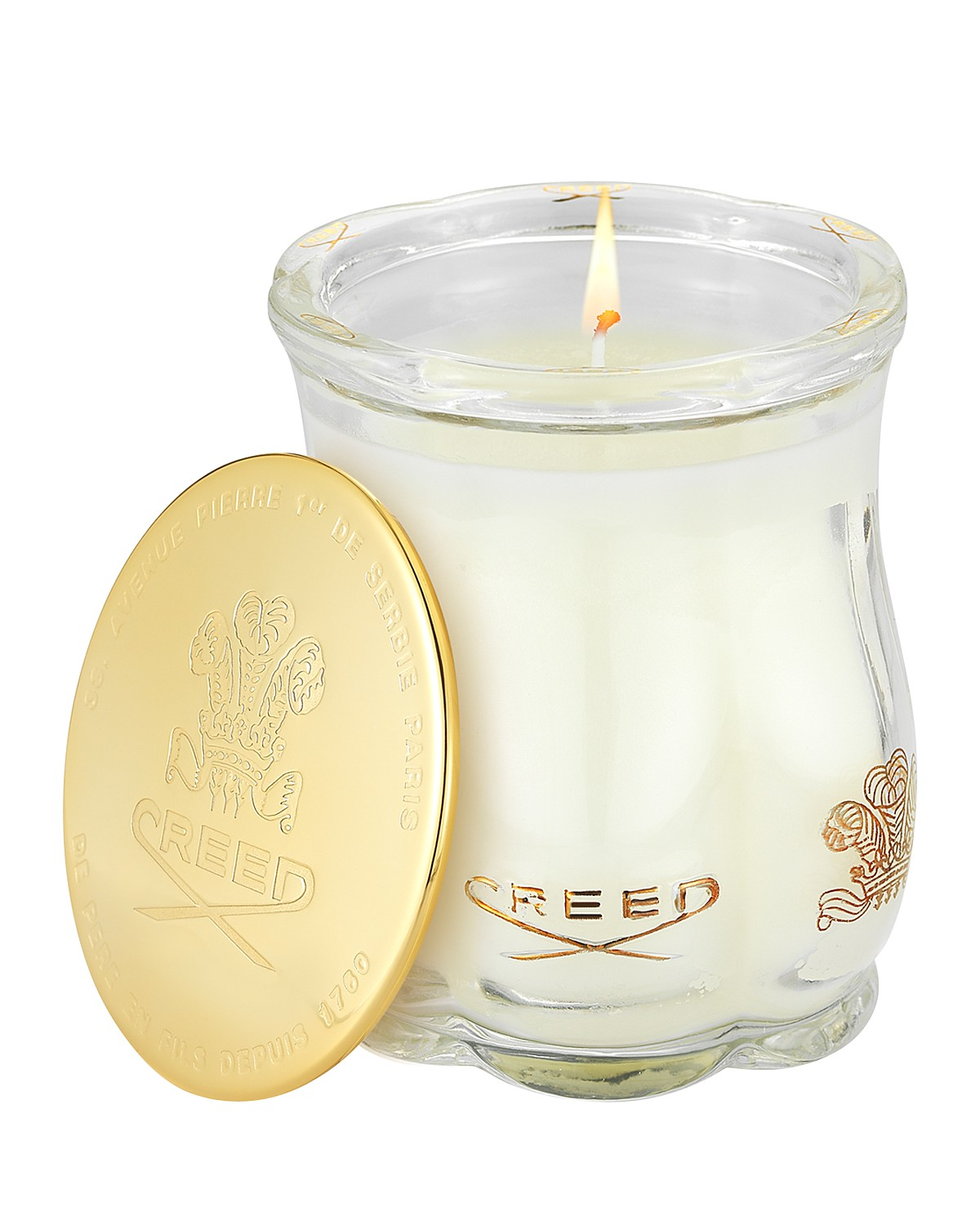 Creed Spring Flower Candle Bloomingdales