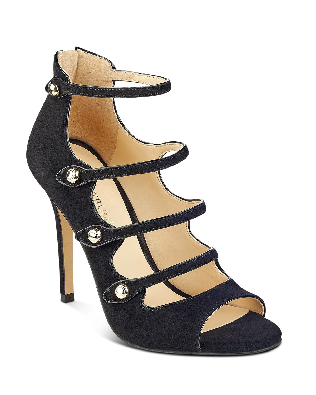 Ivanka Trump Houston Strappy High-Heel Sandals