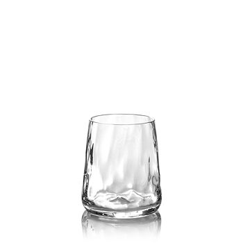 Michael Aram - Ripple Effect Double Old Fashioned, Set of 4