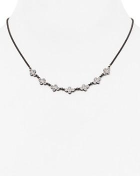"Freida Rothman - If 4 Point Chain Necklace, 15"""