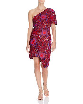 Elliatt - Cosmic Girl One-Shoulder Dress