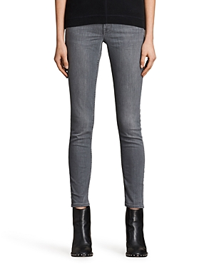 Allsaints Skinny jeans MAST SKINNY JEANS IN WASHED GRAY