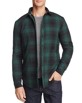 Sovereign Code - Flannel Yahoo Regular Fit Shirt Jacket