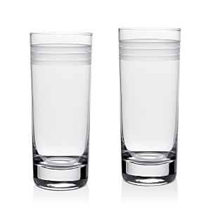 William Yeoward Crystal Madison Highball, Set of 2