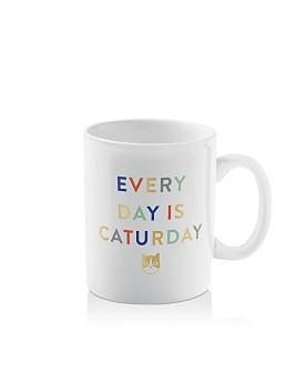 Fringe - Caturday Mug
