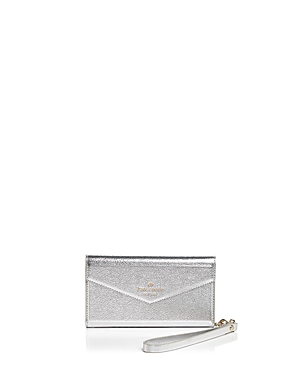 kate spade new york Envelope iPhone 7/8 Leather Wristlet
