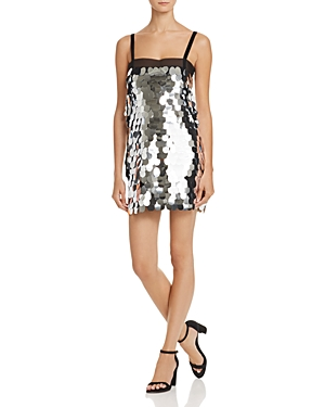Milly Embellished Mini Dress