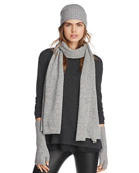 C by Bloomingdale's - Donegal Cashmere Scarf - 100% Exclusive