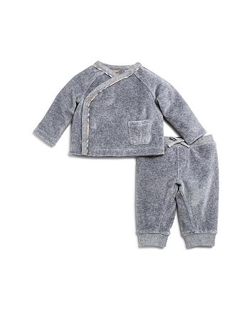 Burberry - Unisex Remy Kimono Top & Pants Set - Baby