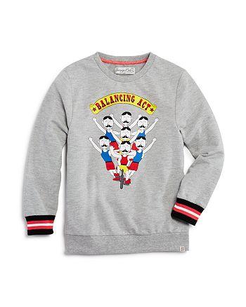 Sovereign Code - Boys' Balancing Act Sweatshirt, Little Kid - 100% Exclusive