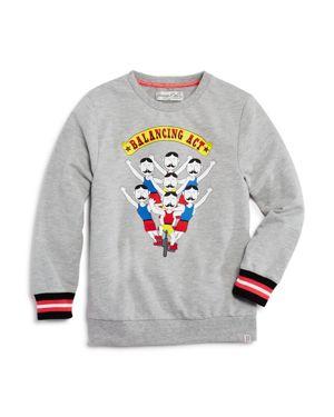 Sovereign Code Boys' Balancing Act Sweatshirt, Little Kid - 100% Exclusive thumbnail