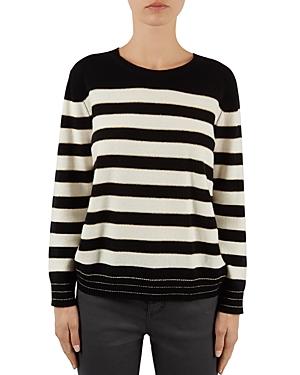 Gerard Darel Luba Striped Sweater