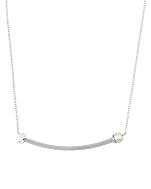Click here for Tous Sterling Silver Bear & Cultured Freshwater Pe... prices
