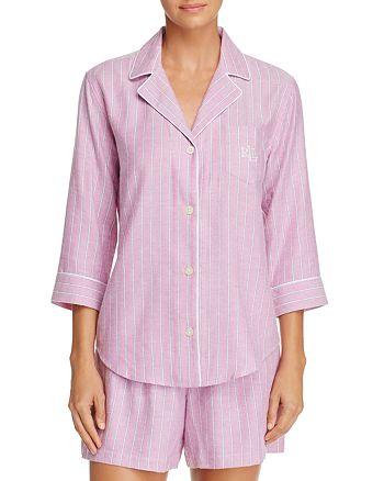Ralph Lauren - Woven Short Pajama Set