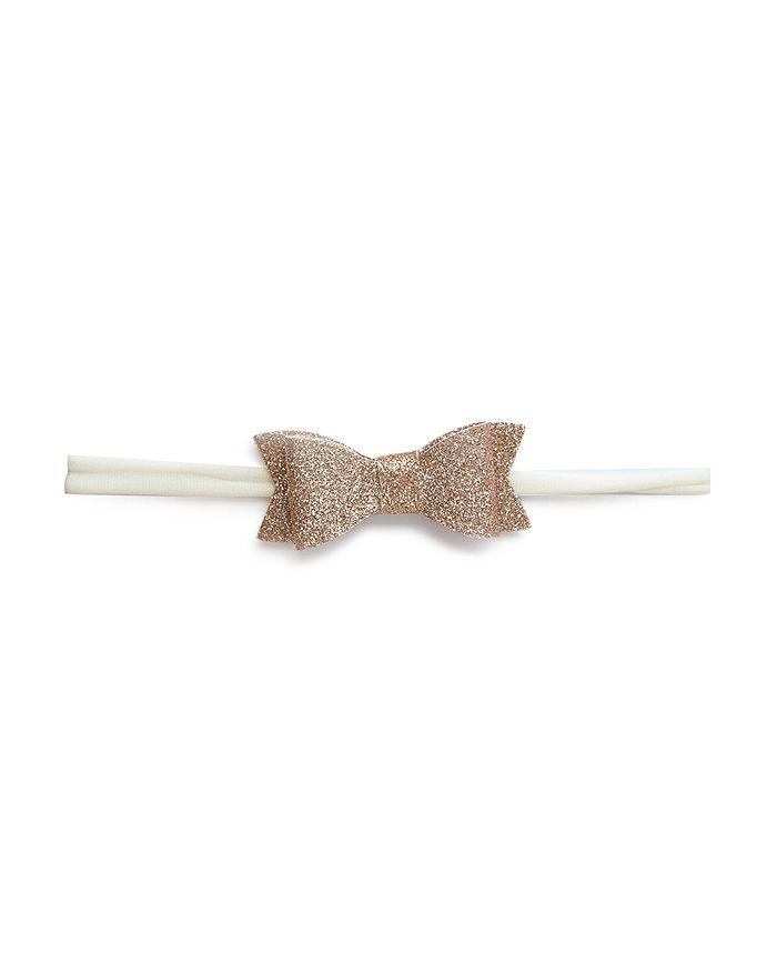 f4123ab5831 Glitter Bow Headband