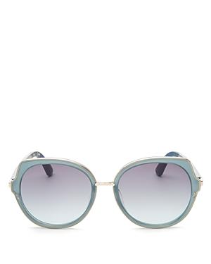 Toms Lottie Oversized Round Sunglasses, 56mm - 100% Exclusive