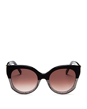 Marc Jacobs Round Sunglasses, 53mm