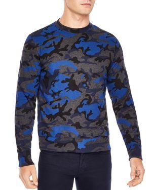 Sandro Warfare Sweatshirt