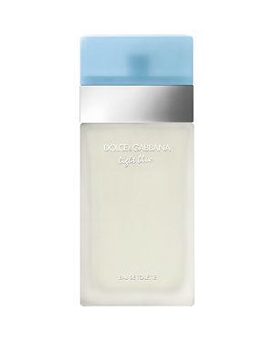 Key Notes: - Top notes: Sicilian cedar, apple, bluebell - Middle notes: Bamboo, jasmine, white rose - Base notes: citron wood, amber, musk About The Fragrance: Light Blue: the quintessence of the joy of life and seduction by Dolce & Gabbana. All the essence of a sunny summer day is enclosed in this lively, fresh, floral and fruity fragrance that evokes the sensuality of the Mediterranean woman. A timeless design, the Light Blue shape is confident but always very feminine. Its light blue cap evok
