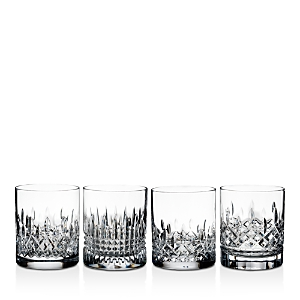 Waterford Lismore Evolution Tumbler, Set of 4