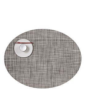 Chilewich - Mini Basketweave Oval Placemat