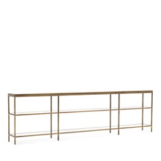 Mitchell Gold Bob Williams - Vienna Low Xtra-Large Bookcase