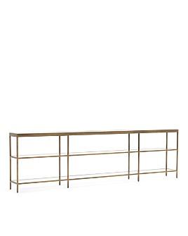 Mitchell Gold Bob Williams - Vienna Low Xtra-Large Bookcase