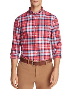 Vineyard Vines - Finback Plaid Long Sleeve Button-Down Shirt